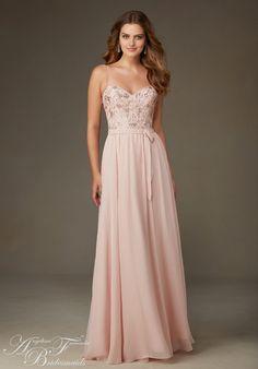 Mori Lee BRIDESMAID DRESSES: Mori Lee Bridesmaid ML 20471