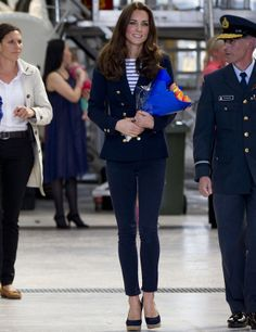 Kate Middleton - she is always perfect