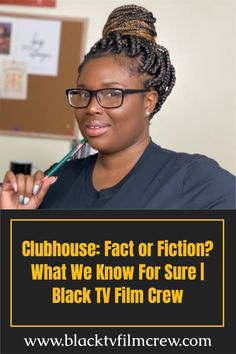 We're giving you the scoop on Clubhouse. Learn how to use it to level up your career. #clubhouseapp #clubhouse African American Actors, African American Culture, American Actress, Black Actresses, Black Actors, Black Tv, Naomi Campbell, Black Models, Black Girl Magic