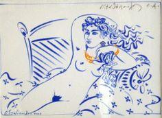 .:. Σταθόπουλος Γεώργιος – Georgios Stathopoulos [1944] Painter Artist, Greek Art, Art Drawings, Contemporary Art, Disney Characters, Fictional Characters, Painters, Powerful Women, Design