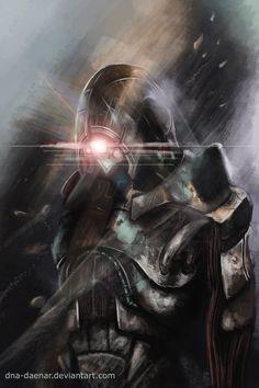 Mass Effect Geth Mass Effect 1, Mass Effect Universe, Mass Effect Characters, Fantasy Characters, Sr1, Game Art, Science Fiction, Concept Art, Sci Fi