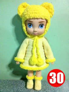 Hey, I found this really awesome Etsy listing at https://www.etsy.com/listing/195160022/disney-princess-animator-doll-clothes