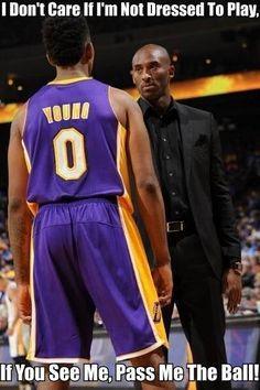 LOL Kobe be like - http://nbafunnymeme.com/lol-kobe-be-like/