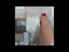 Banksy Does New York! #TBT - Stop Motion Animation by Rachel Ryle - YouTube