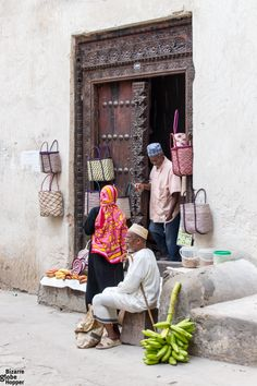 Lose Yourself in the Smells, Noises and Narrow Alleys of Stone Town, #Zanzibar