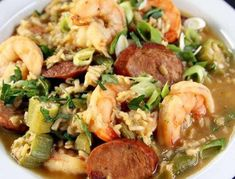 Grandmother's Seafood Gumbo
