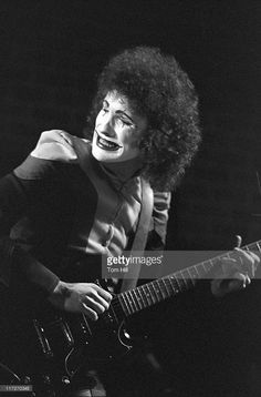 Zal Cleminson - The Sensational Alex Harvey Band in Concert the Electric Ballroom - December 1974 at Alex Cooley's Electric Ballroom in Atlanta, Georgia Alex Harvey, Atlanta Georgia, Musicians, December, Electric, Band, Concert, Sash, Concerts