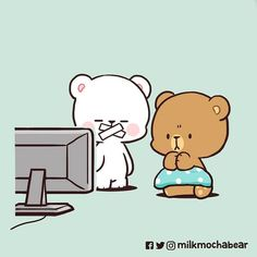 Emoji Drawings, Cute Bear Drawings, Cute Couple Drawings, Cute Cartoon Drawings, Cute Kawaii Drawings, Cartoon Pics, Cute Cartoon Wallpapers, Cute Couple Comics, Cute Couple Cartoon