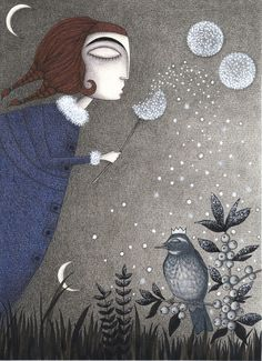 Winter Twilight by Judith Clay