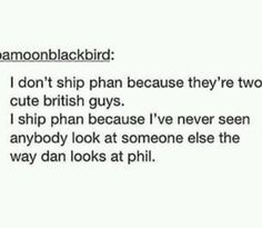 true, funny, and dan and phil image