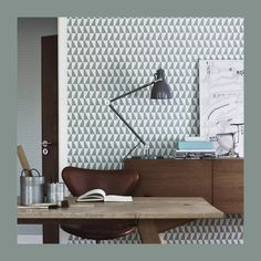 åpent hus: Funkis og tapeter / Functionalist wall papers