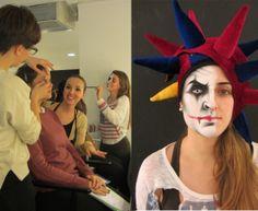 ¡En el máster de #maquillaje!