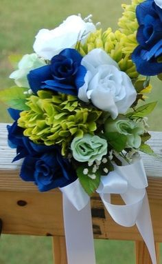 Related Image Daisy Pinterest Cobalt Blue Weddings And White Bouquets