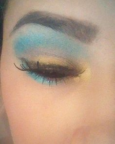Eyeshadow done by me to get this tutorial go to my YouTube channel.  YouTube: Priscilladoll91 Facebook: Priscilla Doll