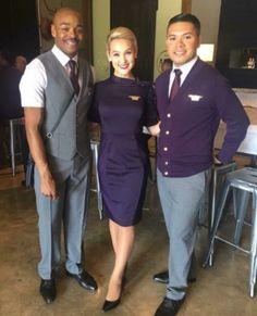 DELTA AIR LINES- New uniform reveal!