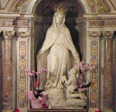 Nuestra Señora de la Misericordia de Savona, Italia  18 de Marzo