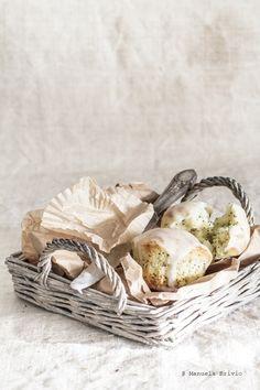 Lemon Poppy Muffin