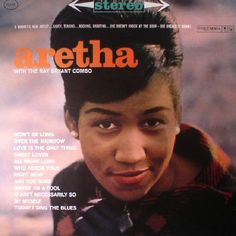 The artwork for the vinyl release of: Aretha Franklin - With The Ray Bryant Combo (reissue) (Speakers Corner) #music SoulJazz