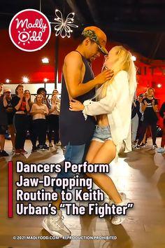 Nika Kljun, Keith Urban Songs, Country Hits, Tiffany Glass, Blonde Women, Egg Salad, Dance Studio, Red Hoodie, Dance Moves