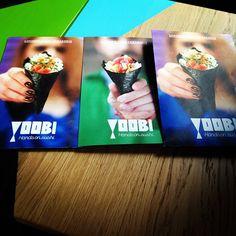 @ketipapashvilixxxxx | #yoobi #soholondon #sushi