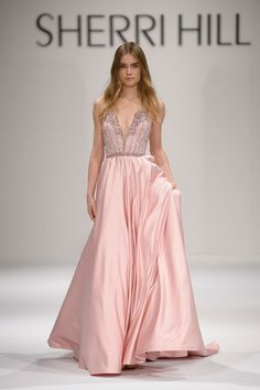 Sherri Hill NYFW - Pageant / Prom 2017