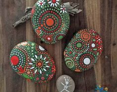 43 best mandala images on pinterest painted rocks rock painting free shipping in the continental us use coupon code freeusashipping2016 hand painted river rocks fandeluxe Gallery