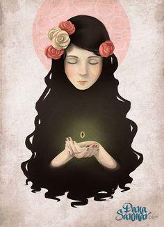 Ilustracion de Dana Sanmar