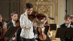 Daniel Lozakovich ( 12 years old) - Introduktion och Rondo Capriccioso a...