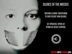 SILENCE IS CONSENT! I have never in my life been so outspoken about politics. I am scared. The more I learn the more frightened I become. We have to stand now or we are going to be buried. Please vote for Romney/Ryan to save America Rage Against The Machine, Important News, Social Activities, I Am Scared, Social Issues, Stand Up, Inspire Me, Wisdom, Shit Happens