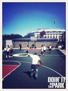 Basketball, Nyc, Facebook, Park, Sports, Netball, Excercise, Parks, Sport