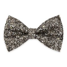 Forever21 Glitter Bow Hair Clip (3.92 AUD) ❤ liked on Polyvore featuring accessories, hair accessories, charcoal, barrette hair clips, forever 21 hair accessories, forever 21, bow hair clips and glitter hair accessories