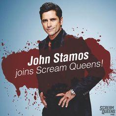LIMA VAGA: John Stamos se une a Scream Queens