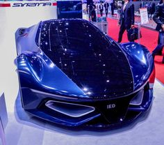 The Syrma was developed by Transportation Design Master students at the Turin Istituto Eur...
