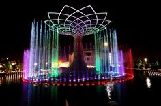 #expo2015 #milan #italy #treeoflife #alberodellavita #milano #exponight #italianpavilion #italypavilion #italia #worldsfair
