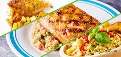 Ana Öğünler için Lezzetli, Sağlıklı ve Besleyici 3 Tarif | FitBlog