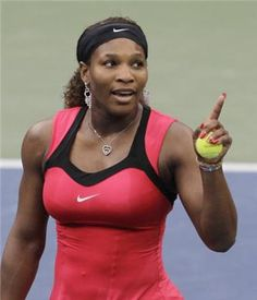 Serena Williams let go again her pent up rage at this year's US Open Grand slam tennis Championship, just like last year, where she let loos. Serena Williams Grand Slam, Serena Williams Tennis, Venus And Serena Williams, West Palm Beach, Wonder Twins, Angeles, Professional Tennis Players, Beautiful Athletes, Tennis Championships