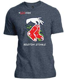 Red Sox Parody TShirt