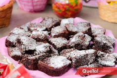Deliciosos Brownies.