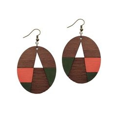Natural Wooden Geometric Dangle & Drop Earrings Statement Earrings Bohemian Style Drop Earrings Fashion Earrings Gift For Her by Art Deco Earrings, Tribal Earrings, Wooden Earrings, Statement Earrings, Drop Earrings, Laser Cut Jewelry, African Earrings, Woodland Decor, Gypsy Jewelry