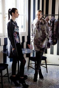Milano Moda Donna 2012: le atmosfere fiabesche di Marani. G, le foto della collezione invernale 2012