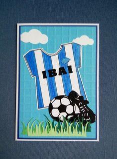Tarjeta Futbol