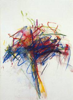 Pastel - Joan Mitchell