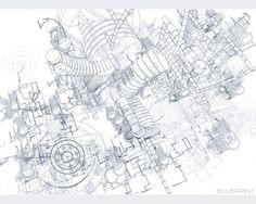 blueprint wallpaper - Google Search