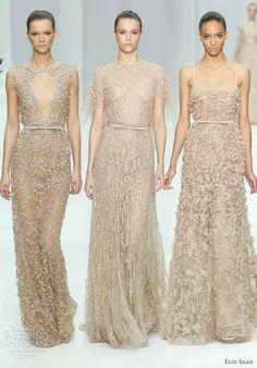 Elie Saab Spring/Summer 2012 Couture