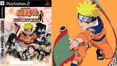 Naruto Ultimate Ninja (PS2 Gameplay) Naruto Saga