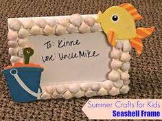 seashell craft - Google zoeken