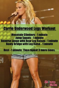 Been doing this. I can have these legs to