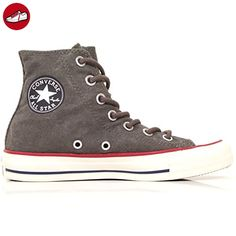 Converse ALL STARS GRIGIO Chuck Taylor High Tops UK 4.5