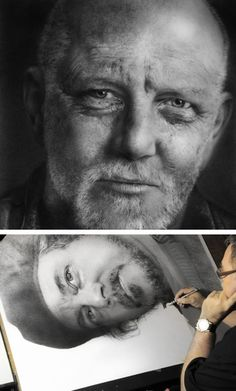 "Amazing Pencil Art - Amazing Kara Kalem Sanatı by Armin Mersmann        ""Graphite realism"" is the best term to describe Armin Mersmann's artwork. His drawings look very similar to photographs."