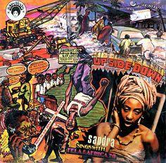 Fela Kuti Album Covers Lemi ghariokwu: creator of fela kuti's album covers - atlanta